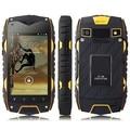 """Original Z6 IP68 Waterproof Smart Mobile phone 4.0"""" IPS Dustproof Shockproof MTK6572 Dual Core Dual SIM rugged WCDMA 3G"""