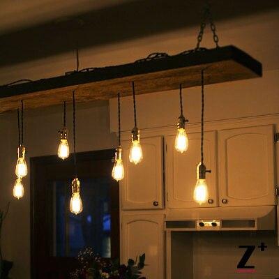 Светильник IN HOME DECO 14W 230V 4000K 910Lm 300mm IP40 БАМБУК 4690612007885