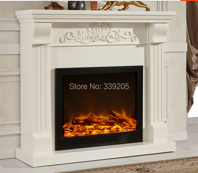 8065 1200 350 1100mm indoor freestanding fireplace mantel in rh aliexpress com  free standing electric fireplace mantel