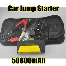 Car jump starter 2016 best price Multi-Function Car Jump Starter50800mAH Car 12v Portable Jump Starter Power Bank