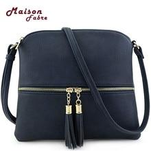 Tassel Ladies Handbags Shoulder Bag