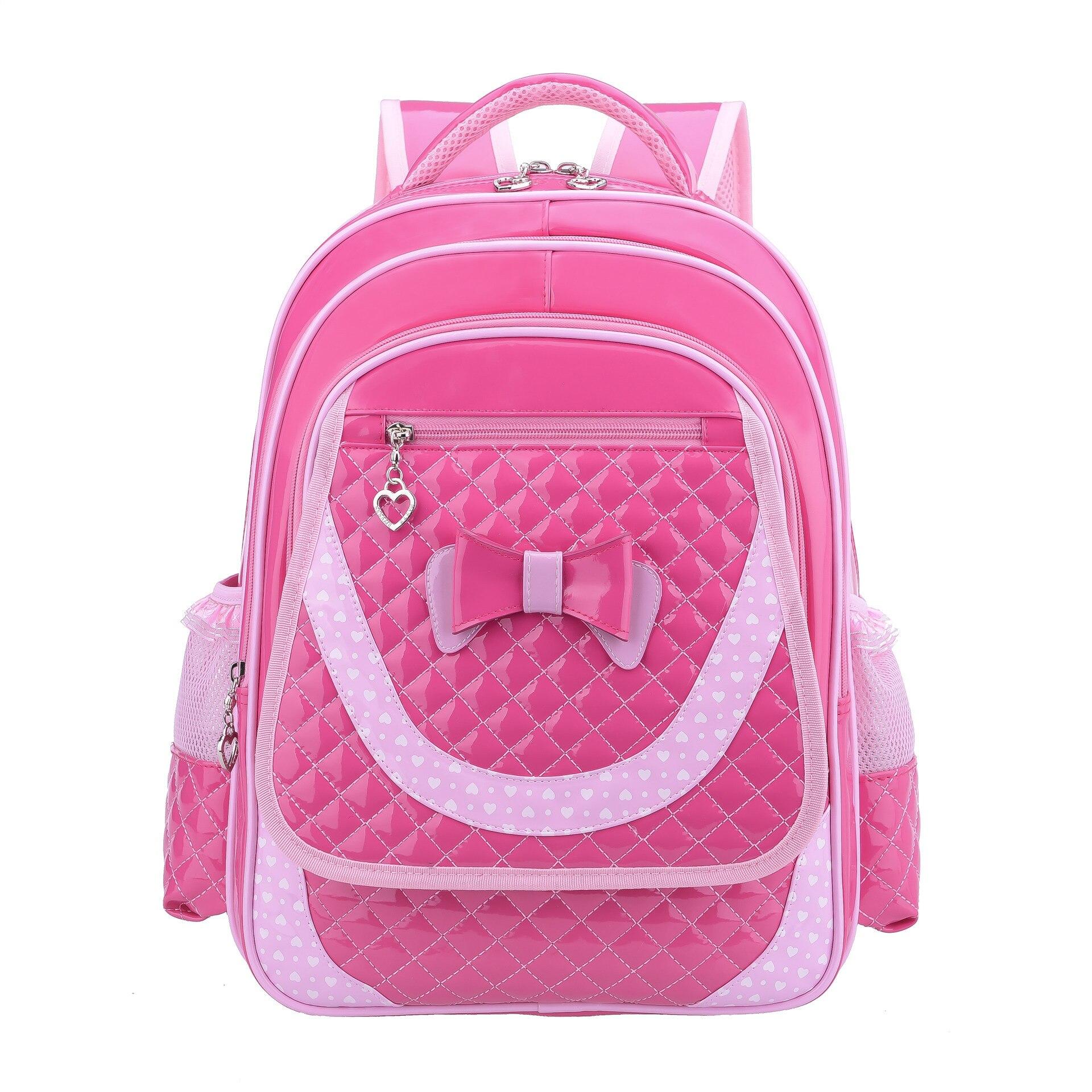 Дети Школьные ранцы Начальная школа рюкзак для девочек Бабай ортопедические школьный принцессы школьный рюкзак Mochila Infantil
