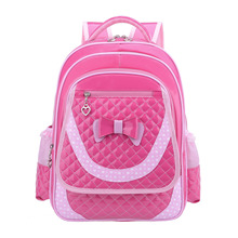 Kids Children School Bags primary school backpack for girls babay orthopedic schoolbag princess school backpack mochila infantil цены онлайн