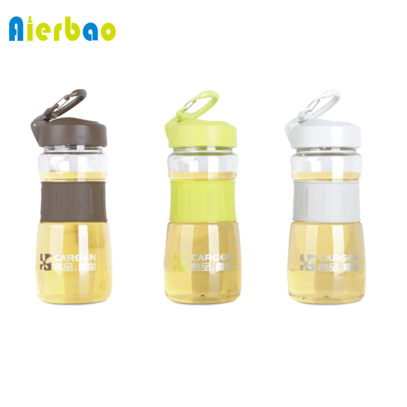 Portable Sports Bottle For Water BPA Free Plastic Leak Proof Travel Water Bottles With Heat-proof Design