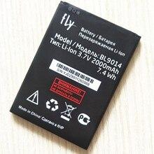10 шт./партия, новинка, высокое качество, BL9014 батарея для Fly BL9014 BL 9014, батарея для смартфона 3,7 в 2000 мАч