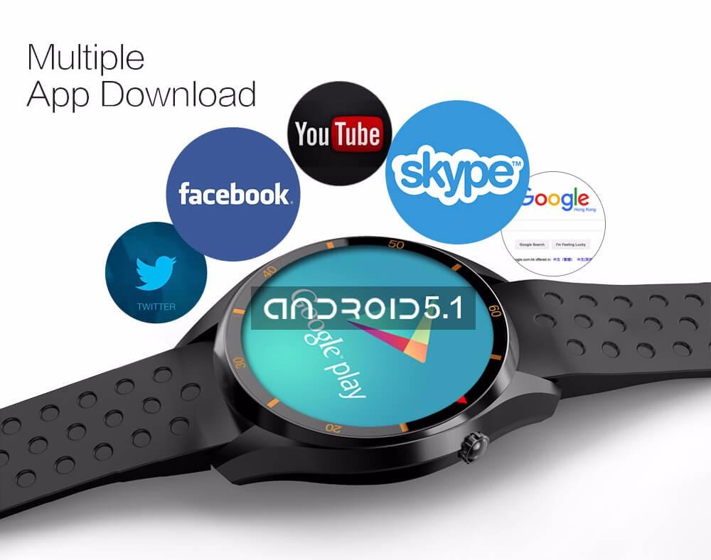 IQI I3 3G Smart Watch (8)