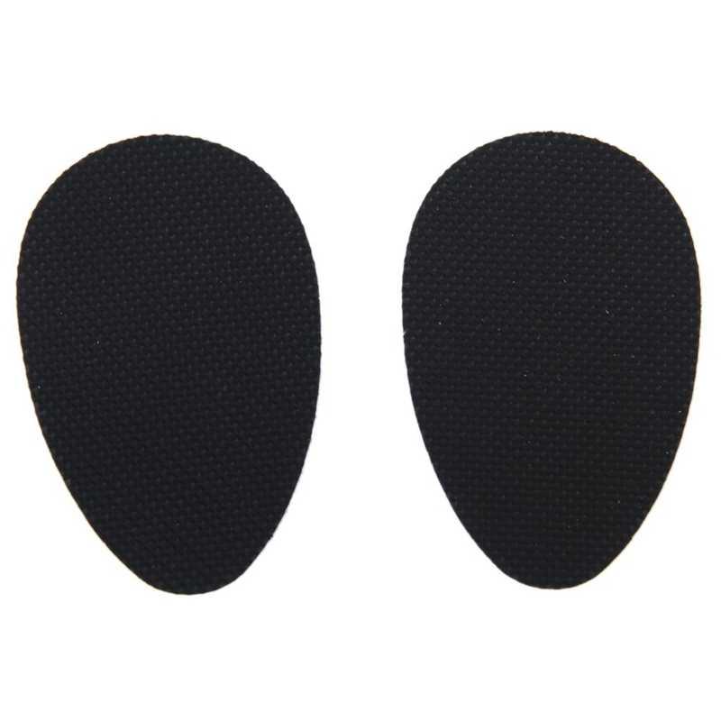 1 çift yastıkları yastıkları kaymaz kesilebilir koruyucu ayakkabı/bot yüksek topuklu