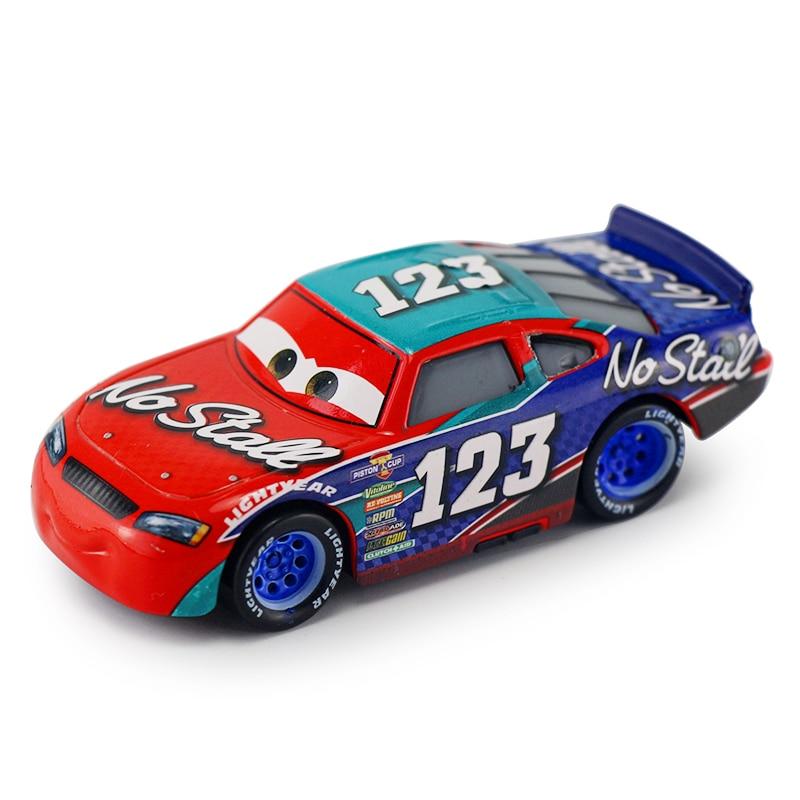 Disney Pixar Cars 3 Diecast Model Car Toys