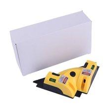 Портативный 90 градусов прямоугольный квадратный лазерный уровень инструмент для выравнивания лазерный инструмент для измерения лазерный уровень