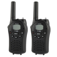 New Arrival 400-470MHz 1.0 inch LCD 8 / 20 / 22CHS Walkie Talkie Set Portable Walkie Talkie Pack of 2 Good Quality