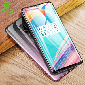 CHYI 3D Curved For Oneplus 7 pro 6 T Screen Protector Nano Hydration Film Oneplus7