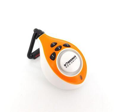 SE-0304 Doberman Security motion sensor alarm & pull pin alarm