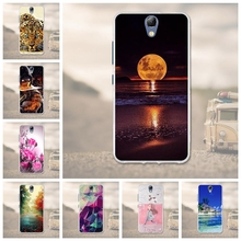 For Lenovo Vibe S1 Lite Silicon Phone Case For Lenovo S1La40 5.0″ Soft TPU3D Flower Silicone Cases Covers Mobile Phone Bag