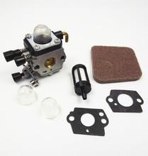 цена на Carburetor Carb Air Filter Spark For STIHL FS55R FS55RC KM55 HL45 KM55R trimmer