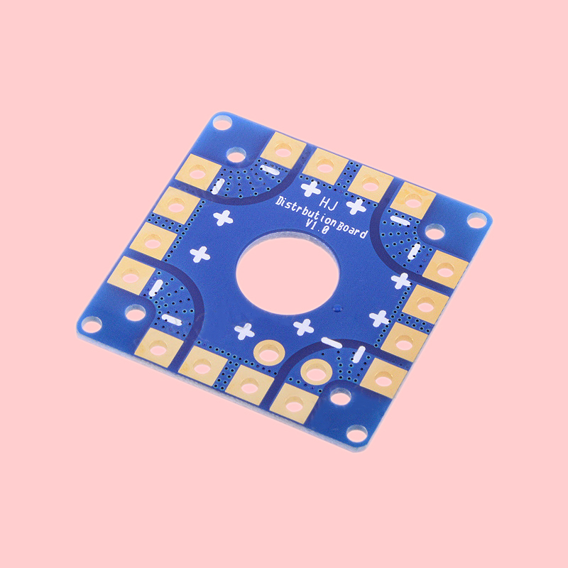 Electrical Connection Board Plate Power Distribution Four Axis Aircraft General ESC Power Drone Accessories Parts Helicopter 100a multicopter multi quad copter power battery to 16 esc connection board