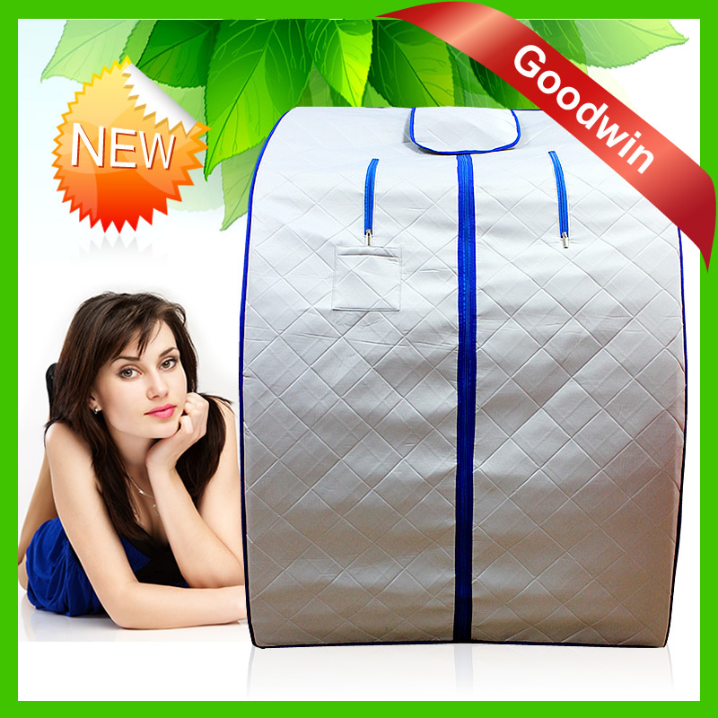 2018 Best New FIR/FAR Infrared Sauna Room Indoor SPA Weight Loss portable steam sauna room free shipping fir infrared sauna body slim belt facial skin care spa