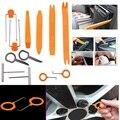 12 Pcs plástico Car Radio porta clipe guarnição painel de instrumentos remoção áudio Pry ferramenta ferramenta de reparação de câmera de grande venda