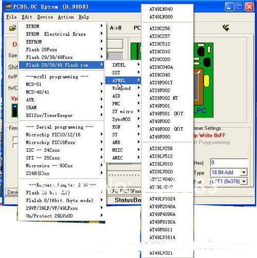 SPI 25xx PCB5 0T-2013 Willem EPROM programmer, BIOS009 PIC,support  0 98d12,promotion clip PLCC32+SOIC 8 pin adapter