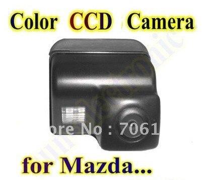 imágenes para Color CCD Del Revés Del Coche de Visión Trasera Cámara de reserva del estacionamiento del rearview Para MAZDA 3/6, MAZDA CX-7 CX-9