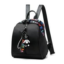 New Fashion Casual Women Backpack Mini Youth Leather Backpacks for Teenage Girls Female School Shoulder Bag Lady Travel Backbag