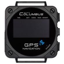 Columbus V-1000 wearable GPS Data logger 66 channels outdoor GPS sprots watch MTK3339 chipset GPS/ Pressure/ Temperature sensor
