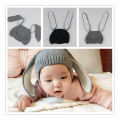 Children Hats Autumn Winter Warm Caps Animal Rabbit Ears Wool Hat Baby Girls knitted Hat As a Gifts Newborn Photography Props