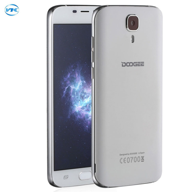 4G DOOGEE X9 Pro 2GB/16GB DTouch Fingerprint 5.5 inch 2.5D Android 6.0 MTK6737 Quad Core OTG OTA Dual SIM GPS Cell Phones