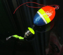 1Pcs Sea Fishing Float Bobber Karaman stick Paulownia Wood Float Pelagic Fishing Rock Fishing Tackle