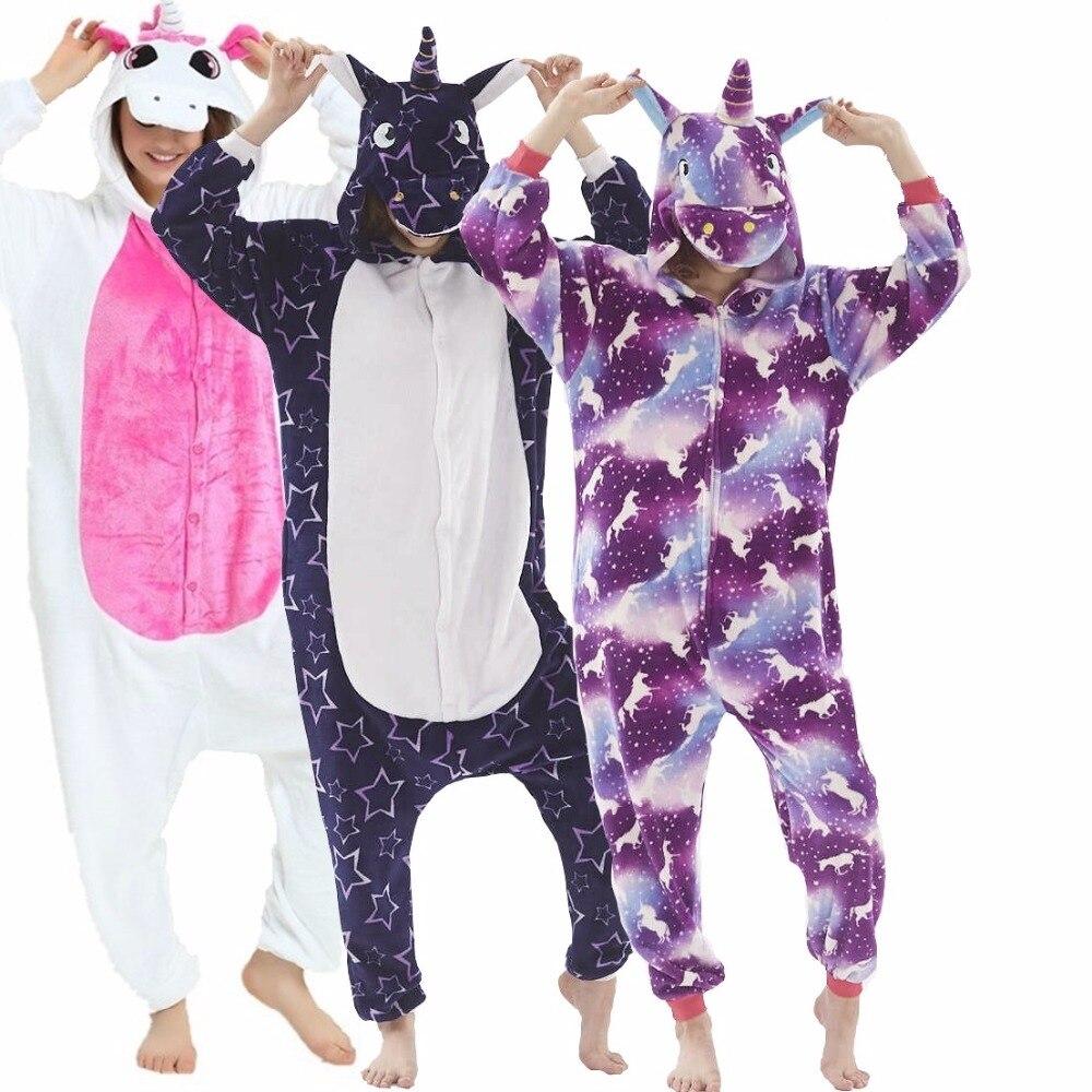 Animal   Pajamas     sets   Stitch Unicorn onesies Flannel Anime   Pajama   Cartoon Unisex Cosplay Panda   Pajamas   for women Sleepwear   PAJAMAS