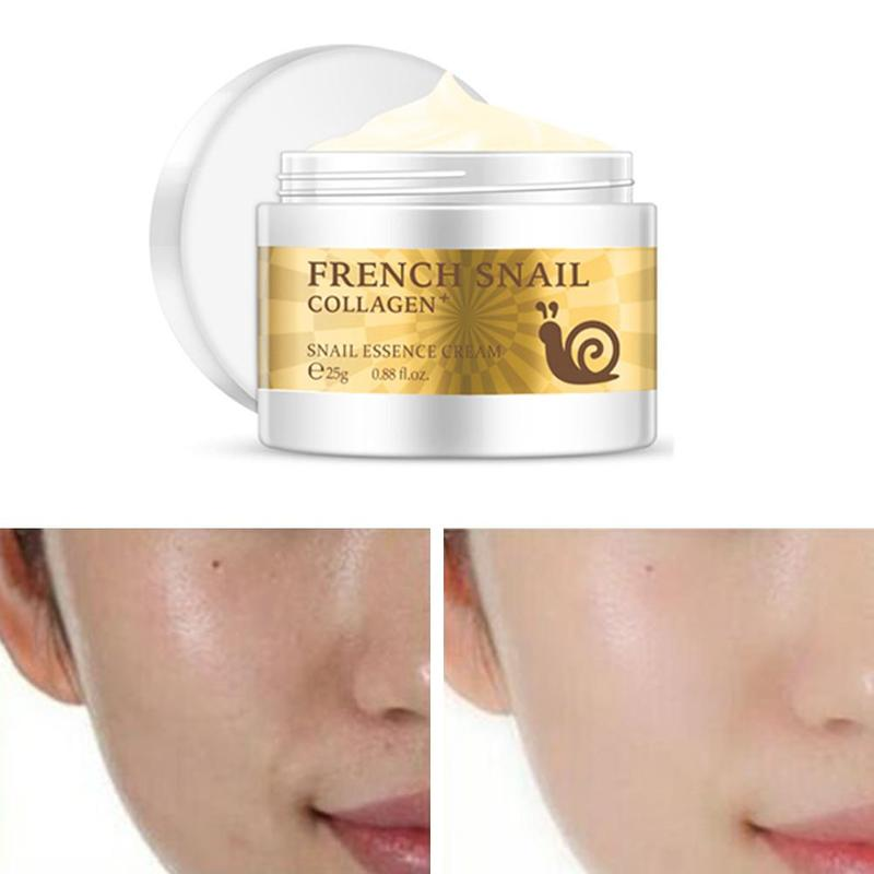 Health Snail Face Cream Hyaluronic Acid Moisturizer Anti Wrinkle Aging Cream for Face Nourishing Serum Day Cream for Face 5