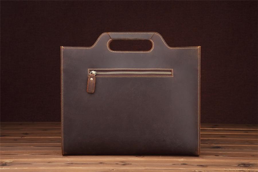 saco de couro 13 13 bolsa para