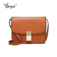YBYT Brand Classic Women Bag Vintage Casual High Quality Designer Pack Female Satchels Ladies Shoulder Messenger
