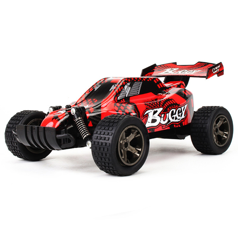 RC Voiture 2.4G 4CH Rock Robots Conduite Lecteur De Voiture Bigfoot Voiture télécommande modèle voiture OffRoad Véhicule Jouet wltoys traxxas rc dérive - 3
