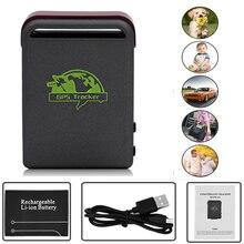 Высокое качество Мини GPS/GSM/GPRS автомобилей трекер TK102B устройства слежения в реальном времени устройство человек трек Бесплатная доставка