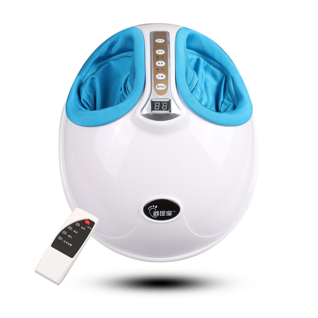 hot Electric Foot Massager Foot Massage Machine For Health Care Infrared Feet Massager With heating and therapy