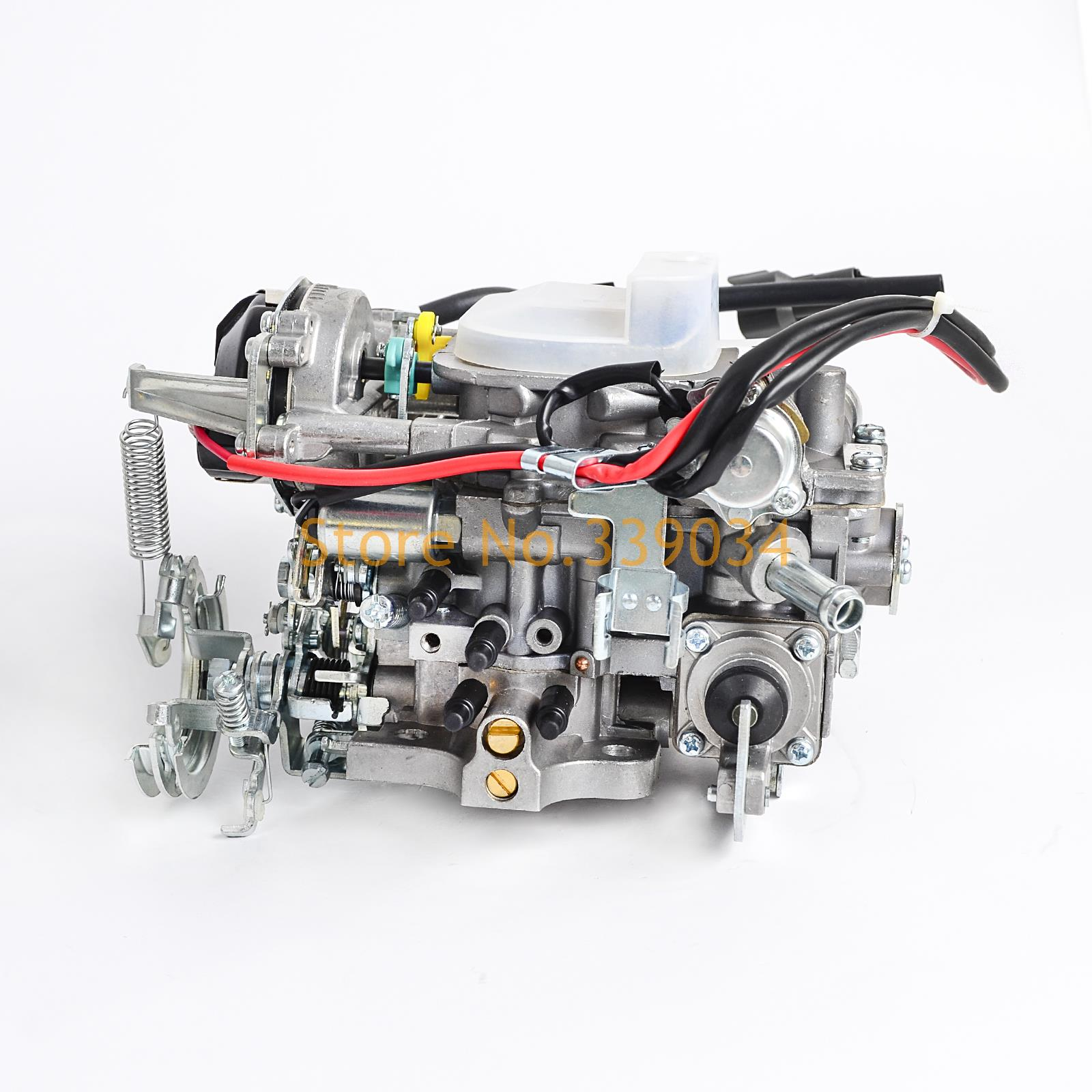 New High Quality CARBIE CARB Carby Carburetor for TOYOTA 4 RUNNER HILUX 21R 22R 21100-35530 21100-35520