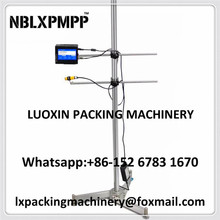 Luoxin Group Lowest Factory Price Highest Quality LXP Inkjet Printer Coding Machine Date Coder Automatic Printing Solution