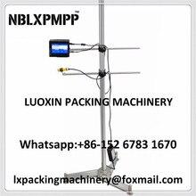 Grupo Luoxin LXP Menor Precio de Fábrica de Alta Calidad Máquina de la Codificación de La Impresora De Inyección De Tinta Fecha Codificador Solución de Impresión Automática