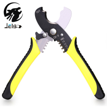 Jelbo Multitool Tools Pliers Electrician Pliers Steel Side Cutters Crimper Terminal Hand Tools Pliers Cable Wire Stripper(China)
