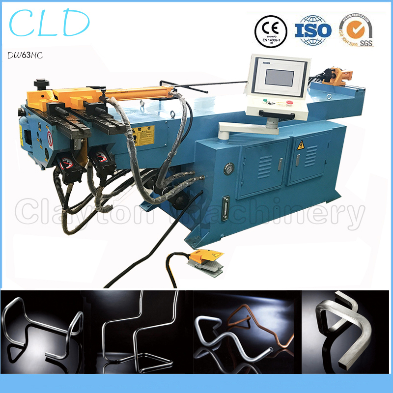 US $600 0 |Mandrel pipe bending machine hydraulic Aluminum, Stainless Steel  and Square pipe tube bender factory-in Bending Machinery from Tools on