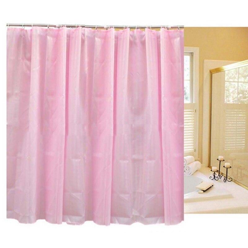 luxury design moderno poliestere tende da doccia impermeabile casa tende bagno con 12 ganci 180x180 cm