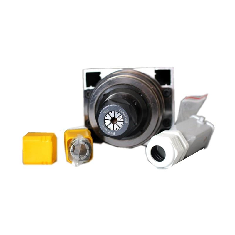 TECNR wysokiej jakości 2.2kw 220 v chłodzony powietrzem silnik - Obrabiarki i akcesoria - Zdjęcie 4