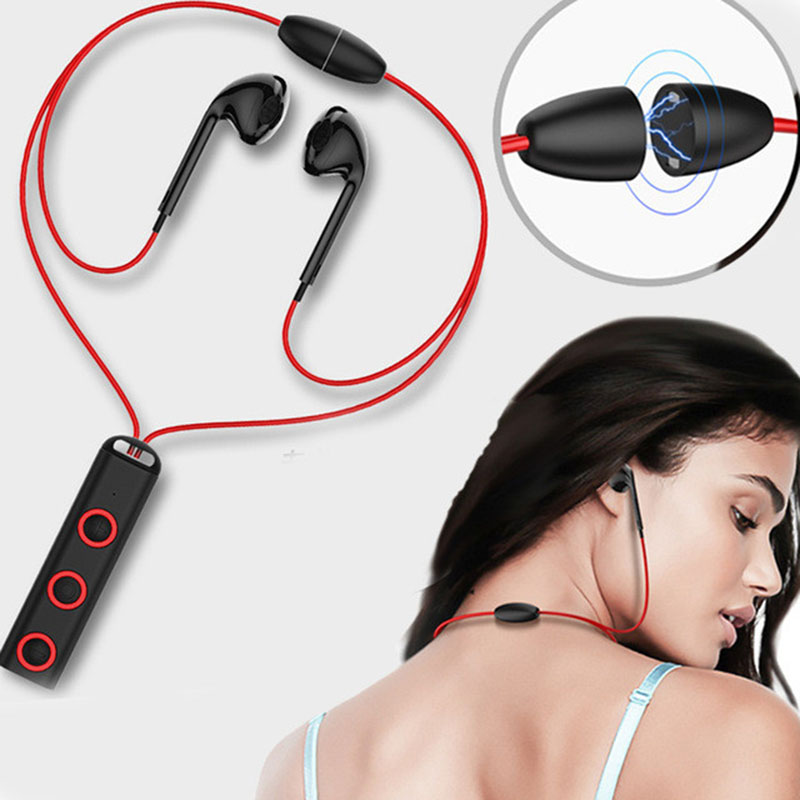 Sport Running HIFI Wireless Earphones Bass Stereo Music Cordless Earbuds Earpiece With Mic for LeEco Le S3 Helio X20