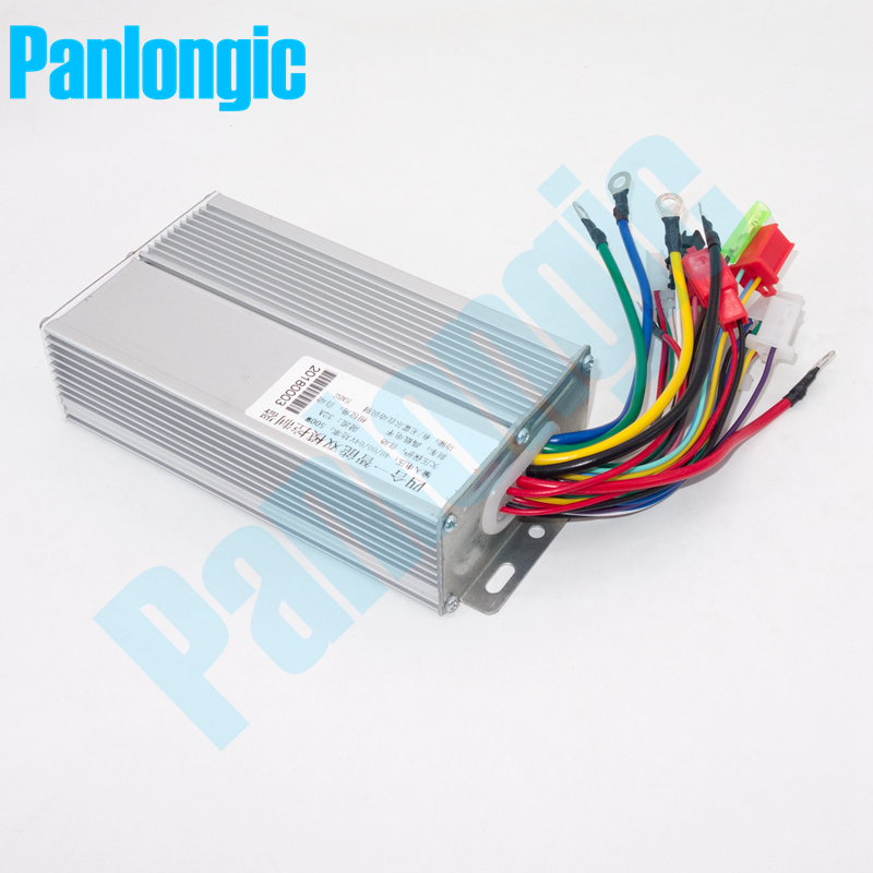 48V/60V 500W BLDC Electric Bicycle E-bike Scooter Brushless DC Motor Controller 12 MOFSET Free Shipping free shipping 1000w 48v dc 18 mofset