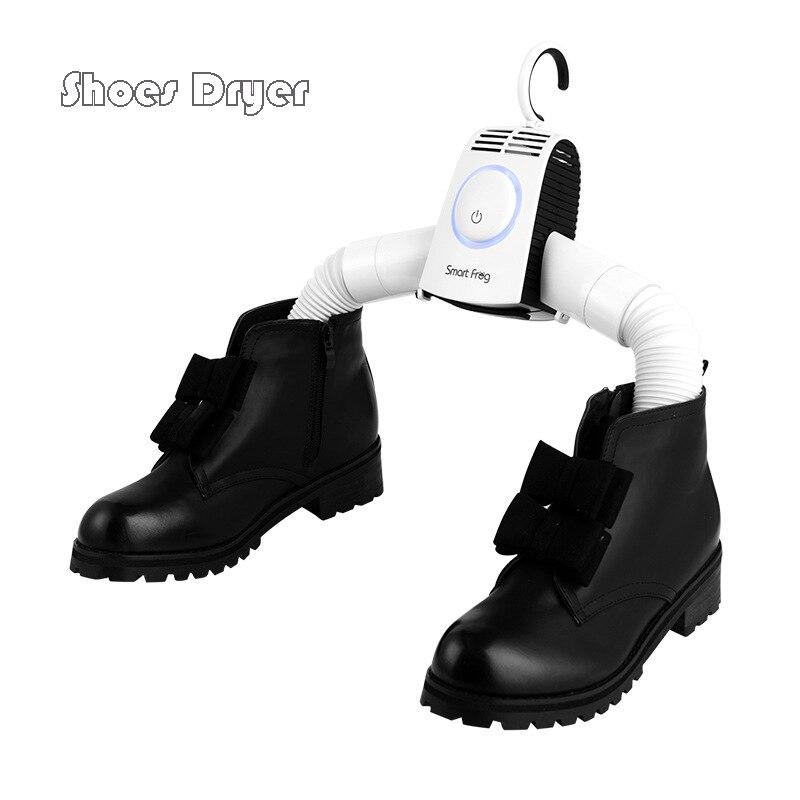 Schuh Racks & Organisatoren Kleidung & Kleiderschrank Lagerung 220 V Elektro Schuhe Trockner Tragbare Reise-schuhe/kleidung Trockner Wäschetrockner Um Jeden Preis