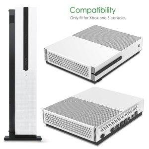 Image 3 - 4 w 1 odporny na kurz pokrowiec Case Mesh korek zestawy do konsoli Xbox One s Slim zapobieganie konsolom zestaw pyłoszczelny