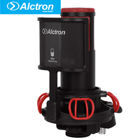 Alctron X50B Professional Large Diaphragm Studio Condenser Microphone with a detachable POP filter.