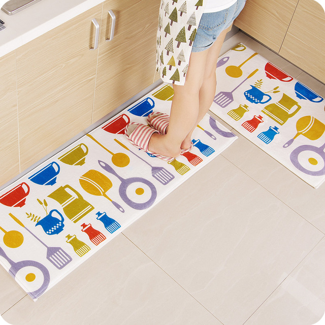 Home Foyer Door Mat Kitchen Living Room Bedroom Anti-slip Doormat Bathroom Mat Absorbent Mats  sc 1 st  AliExpress.com & Home Foyer Door Mat Kitchen Living Room Bedroom Anti slip Doormat ...