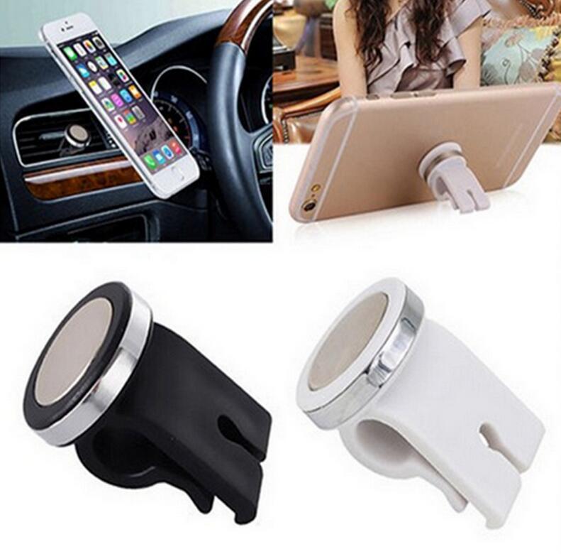 LIXUNTER Модный Автомобиль Air Vent Телефон Держатель Магнитный Стенд для iPhone Телефон GPS купить на AliExpress