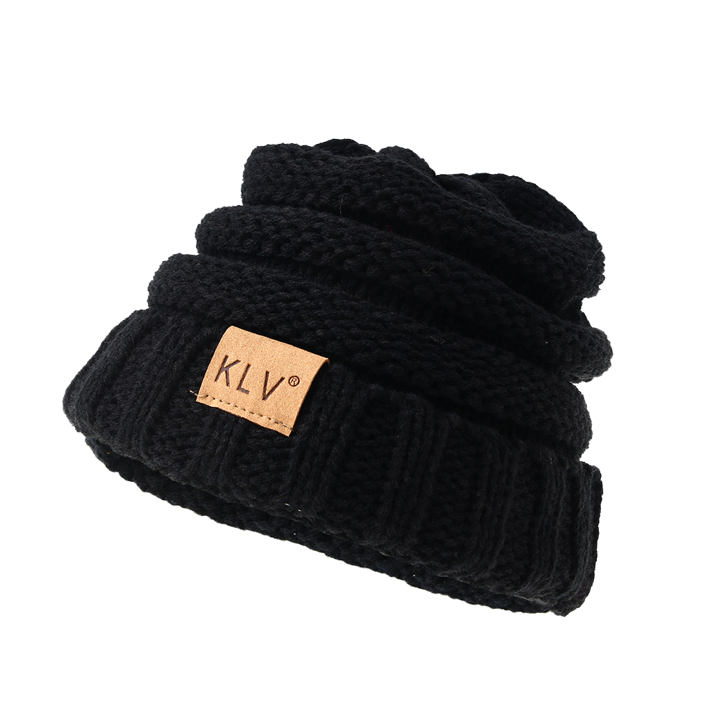 1 PC Kids Winter Warm Fashion Hat   Beanie   Knitted   Skullies   Bonnet Ski Sports Children   Beanies   Cap 2017 New Arrival